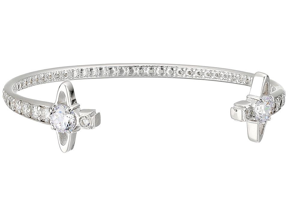 Vivienne Westwood - Reina Bracelet (White Cubic Zirconia) Bracelet