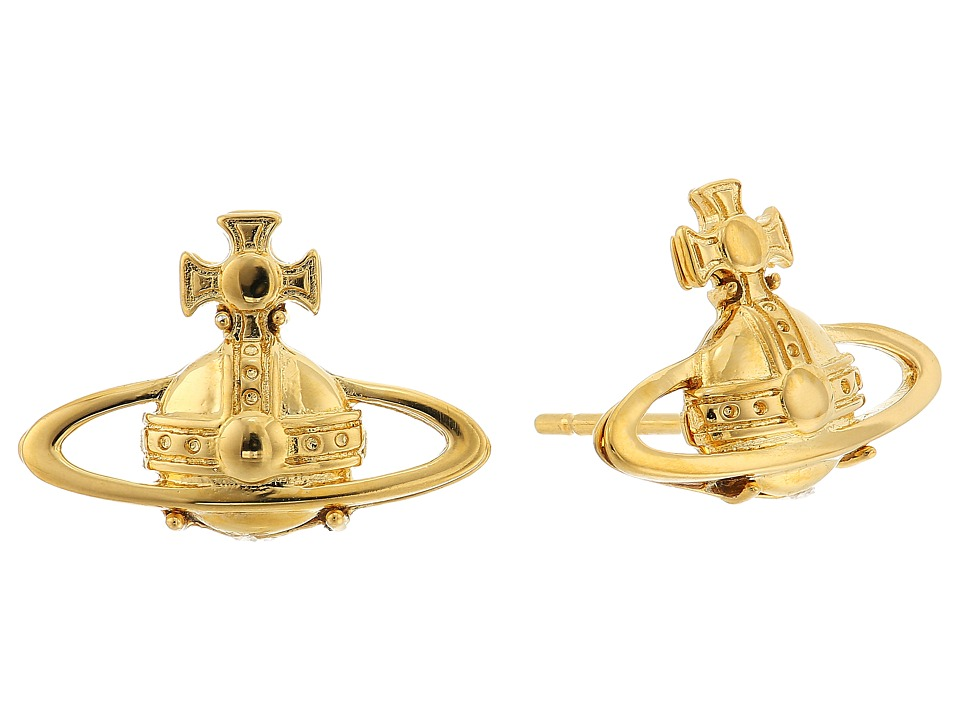 Vivienne Westwood - Suzie Earrings (Gold) Earring