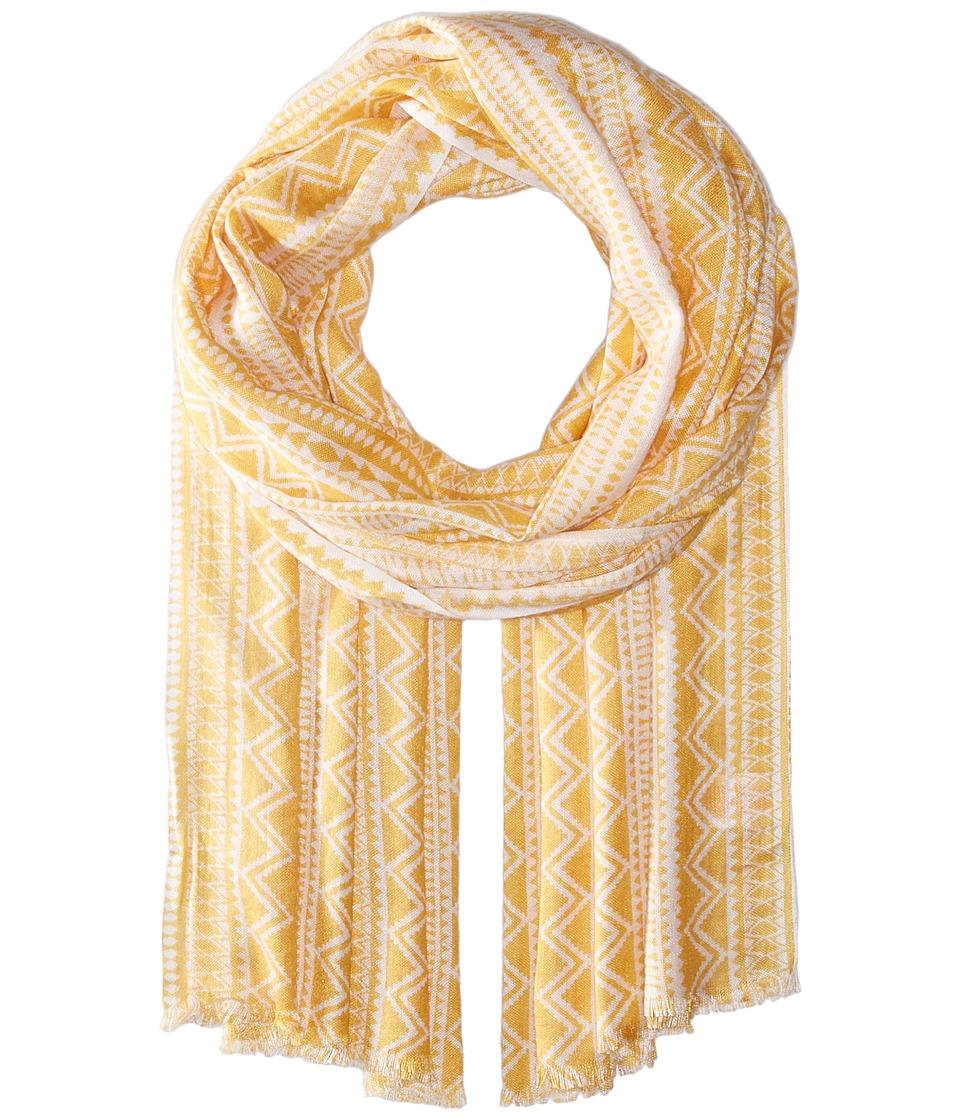 Pistil - Mojave Scarf (Gold) Scarves