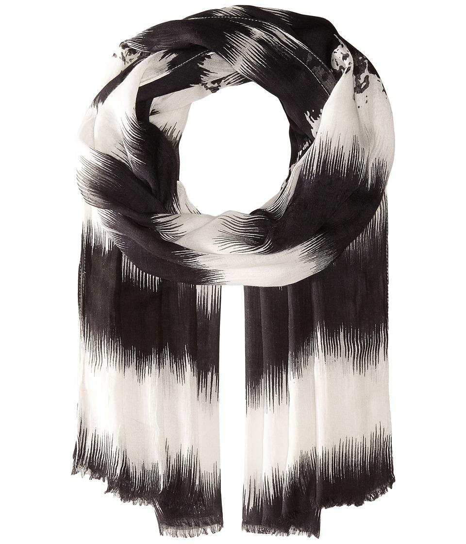 Pistil - Terra Scarf (Black) Scarves