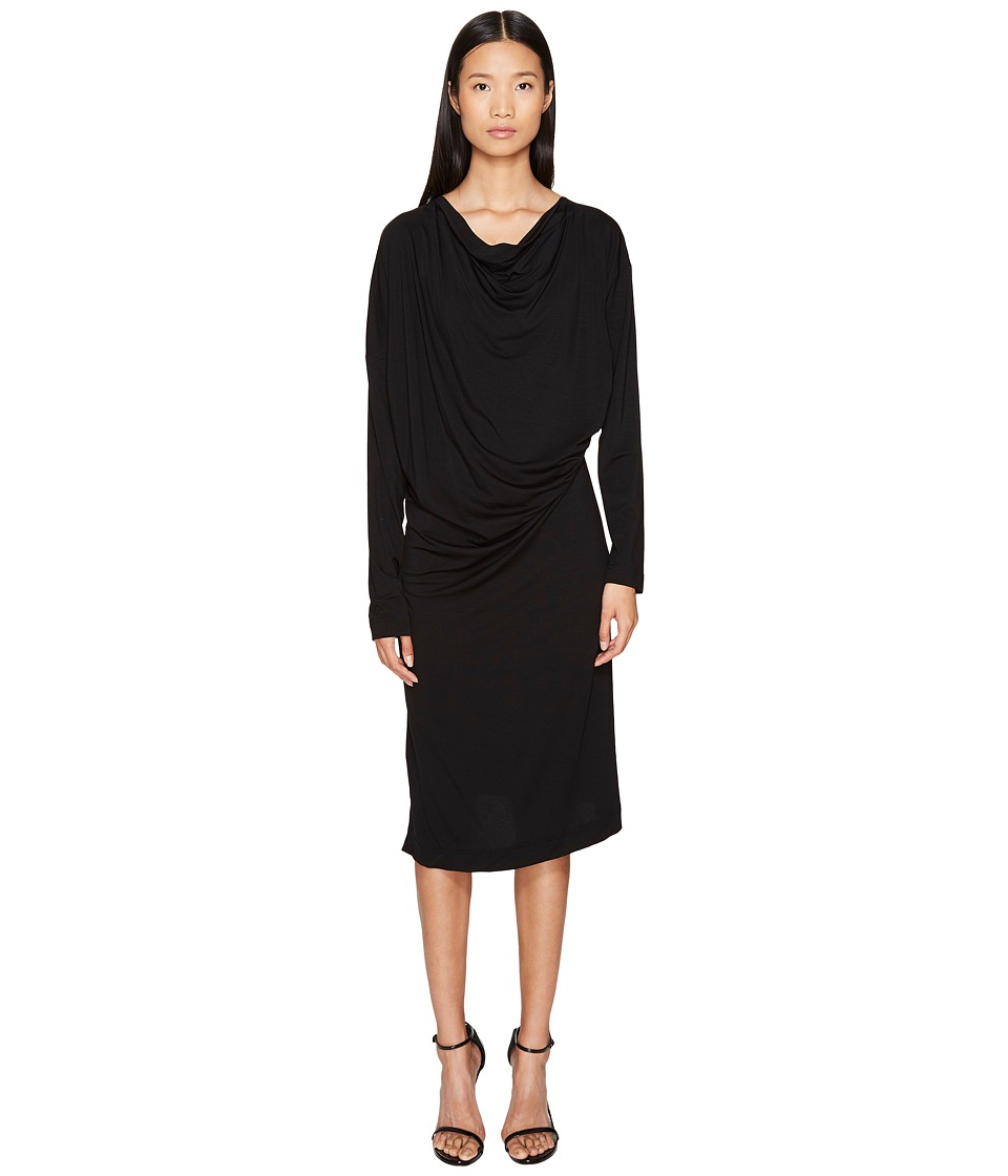 Vivienne Westwood New Drape Dress (Black) Women
