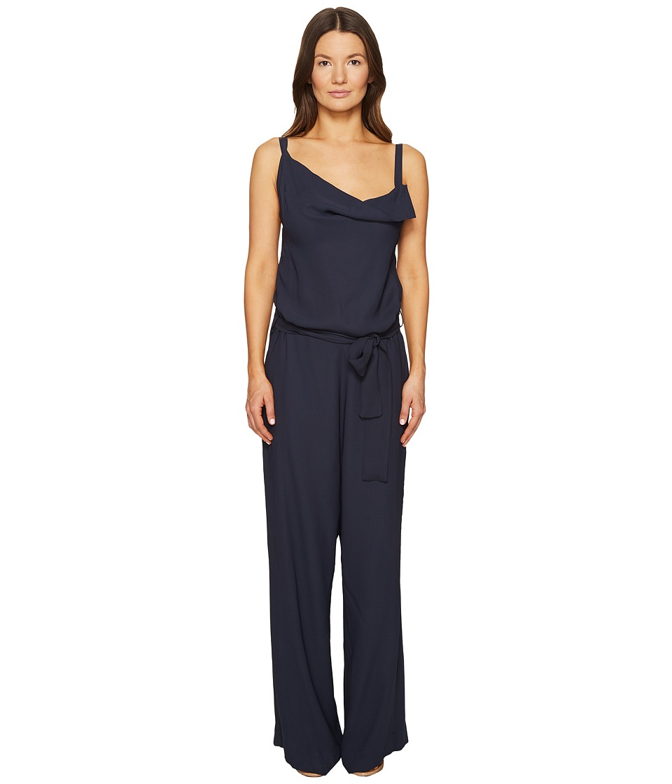 Vivienne Westwood - Tube Jumpsuit (Navy) Women's Jumpsuit & Rompers One Piece