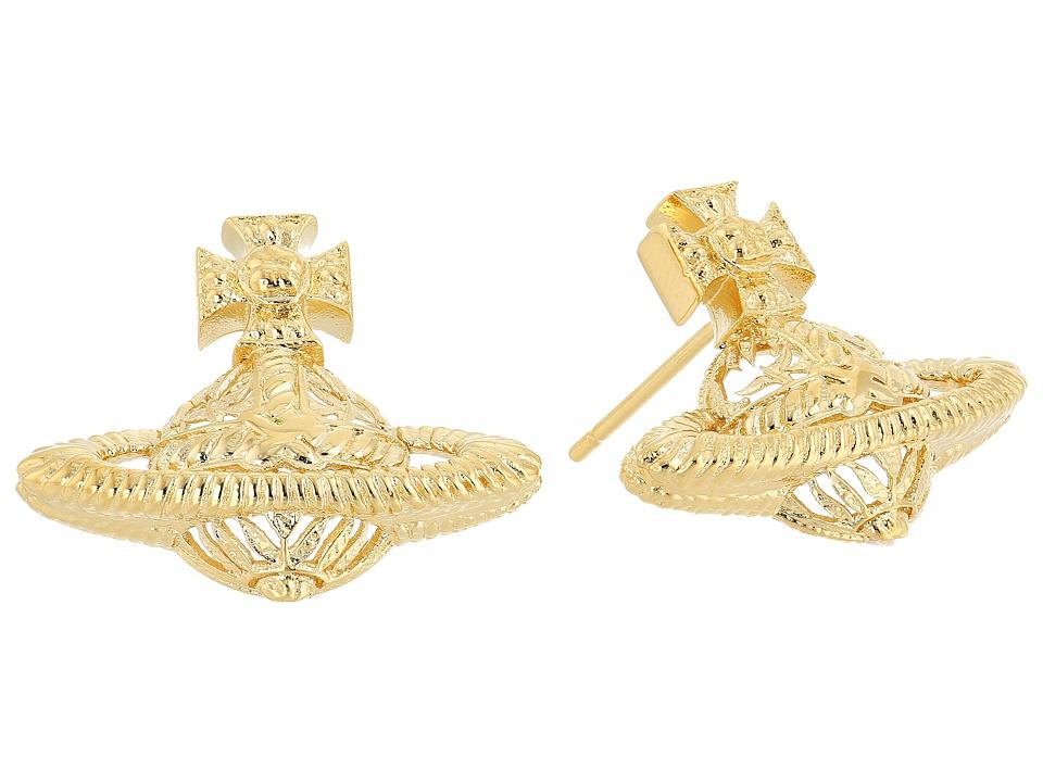 Vivienne Westwood - Dolores Earrings (Gold) Earring