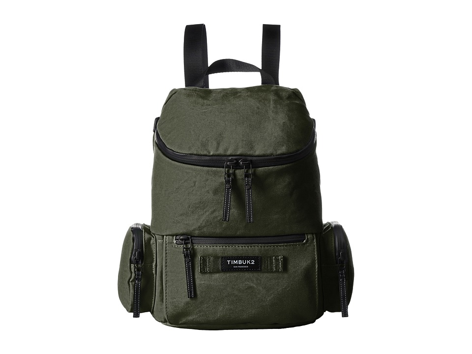 Timbuk2 - Canteen Pack Canvas (Army) Backpack Bags
