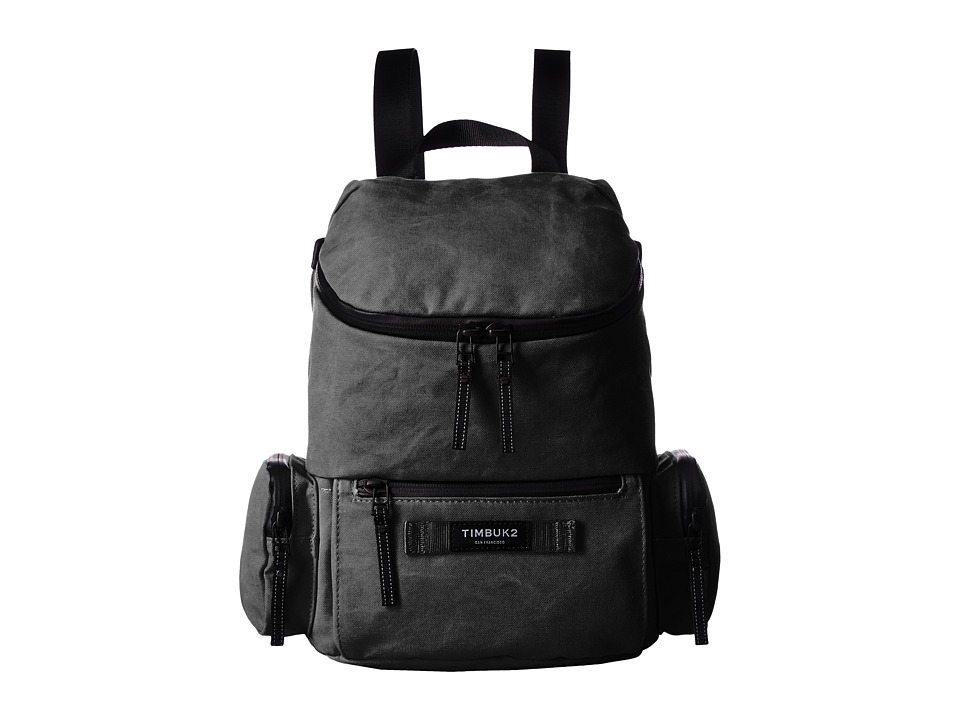 Timbuk2 - Canteen Pack Canvas (Jet Black) Backpack Bags