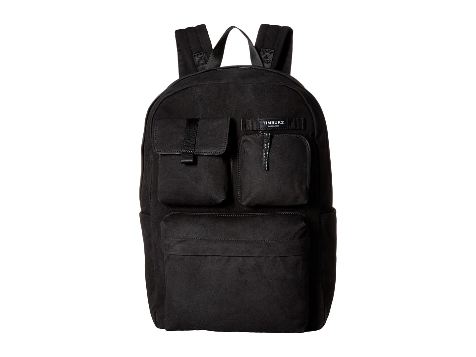 Timbuk2 - Ramble Pack Canvas (Jet Black) Backpack Bags