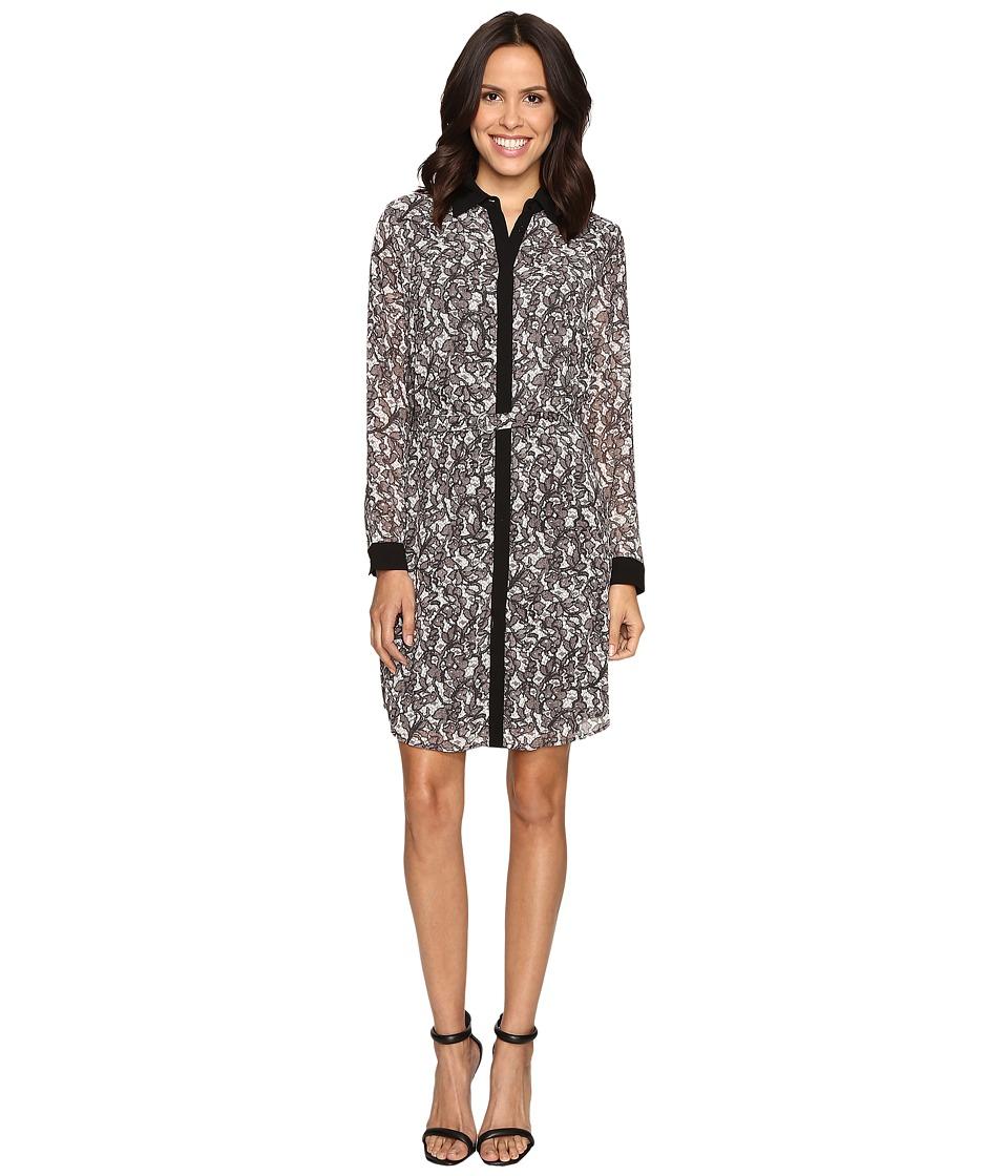 MICHAEL Michael Kors All Over Umbria Lace Dress (Ecru) Women