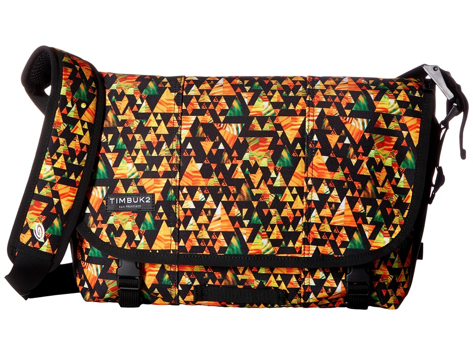 Timbuk2 Classic Messenger Print Small (Tech Triangle) Messenger Bags