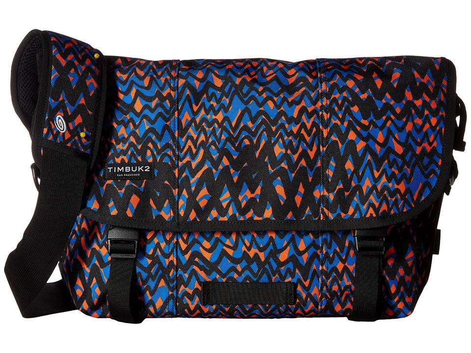 Timbuk2 - Classic Messenger Print - Medium (Pacific Zigzag) Messenger Bags