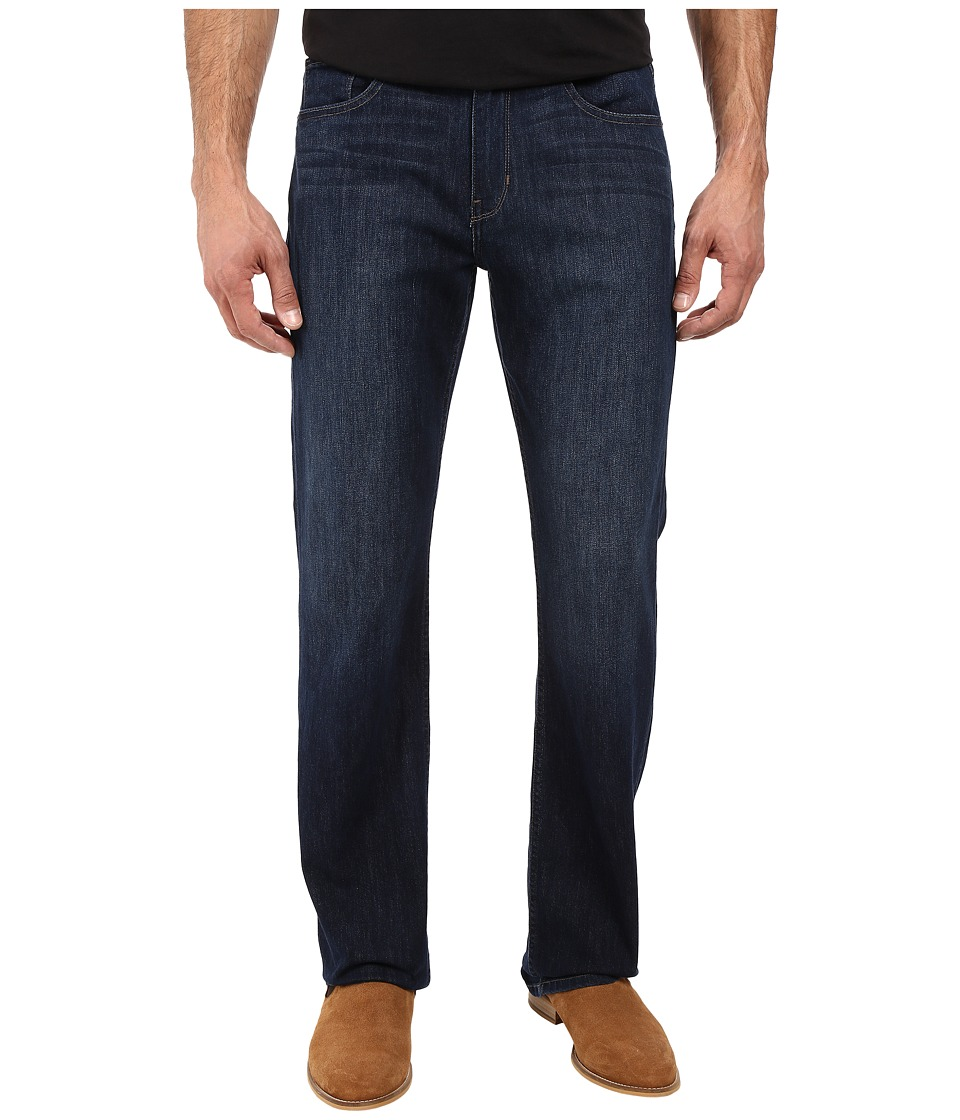 Paige - Doheny Classic Straight Leg in Erving (Erving) Men's Jeans