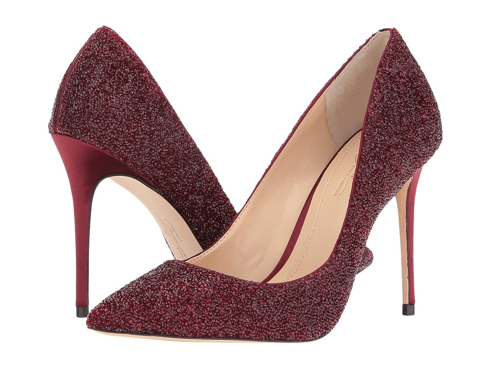 Imagine Vince Camuto Olson Currant Crystal/Delux Satin 473975