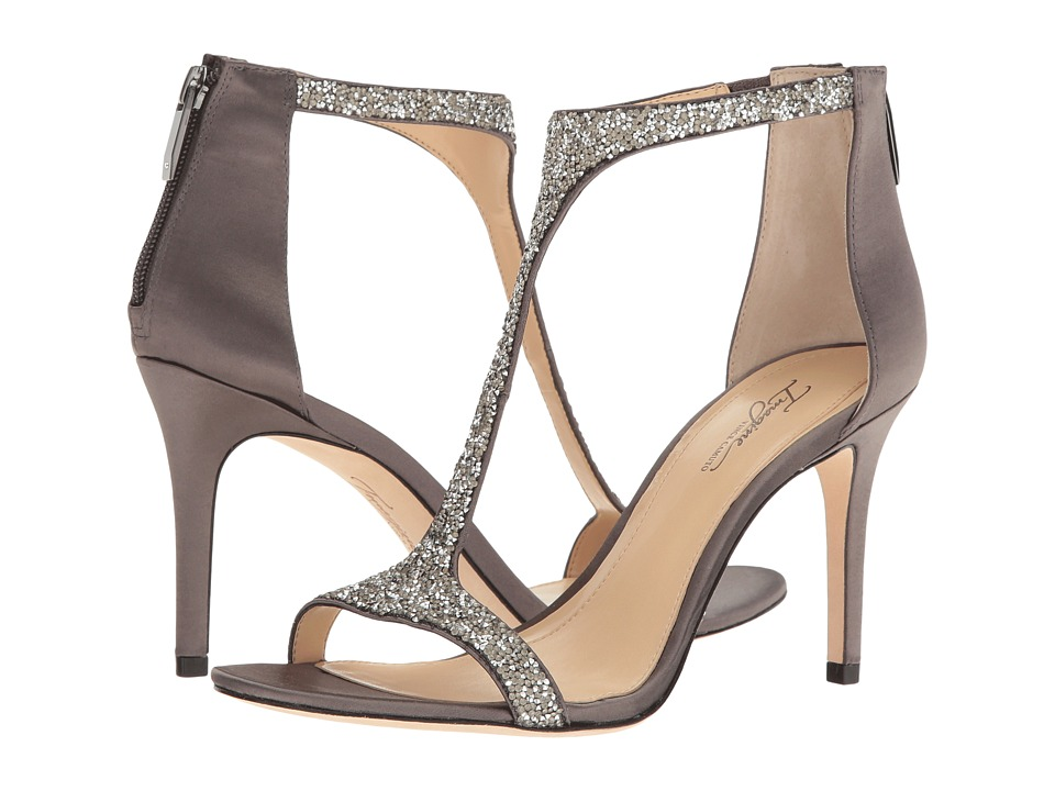 Imagine Vince Camuto - Phoebe (Storm Grey/Plat Crystal/Delux Satin) Women's Shoes
