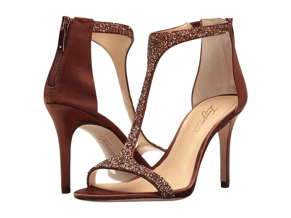 Imagine Vince Camuto - Phoebe (Bronze Crystal/Delux Satin) Women's Shoes