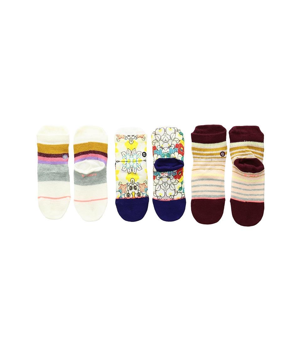 Stance - Jiggy Box Set (Infant) (Multi) Women's Crew Cut Socks Shoes