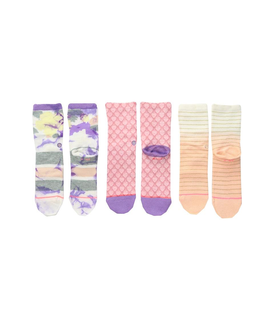 Stance - Pop Box Set (Infant/Toddler) (Multi) Women's Crew Cut Socks Shoes