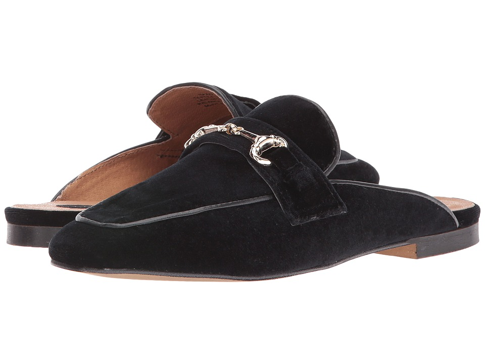 Steven - Razzi (Black Velvet) Women's Shoes