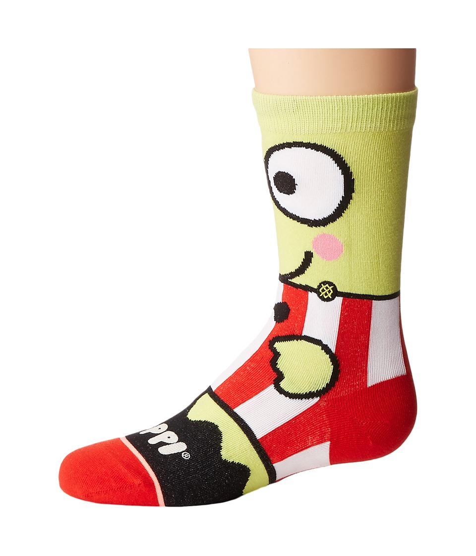 Stance - Keroppi (Toddler/Little Kid/Big Kid) (Multi) Women's Crew Cut Socks Shoes