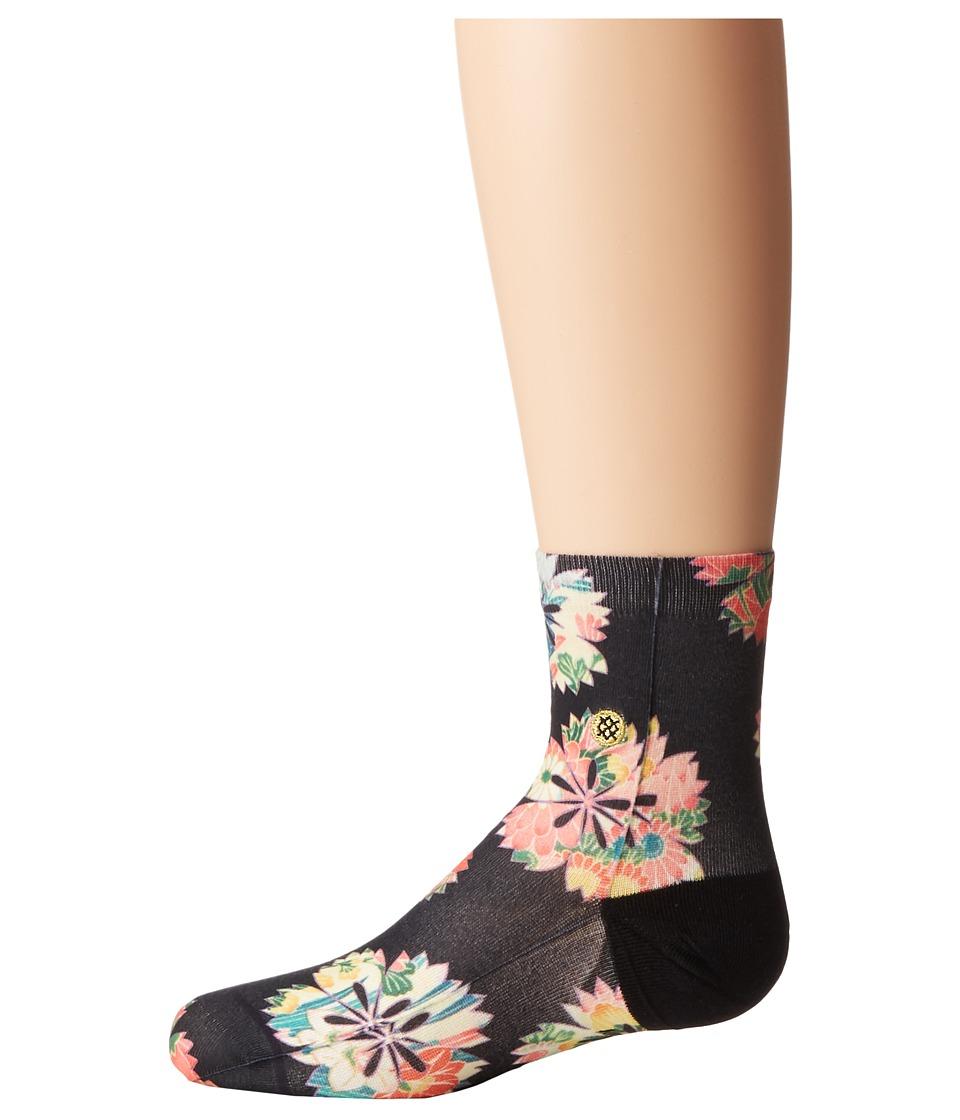 Stance - Sakura (Toddler/Little Kid/Big Kid) (Multi) Women's Crew Cut Socks Shoes