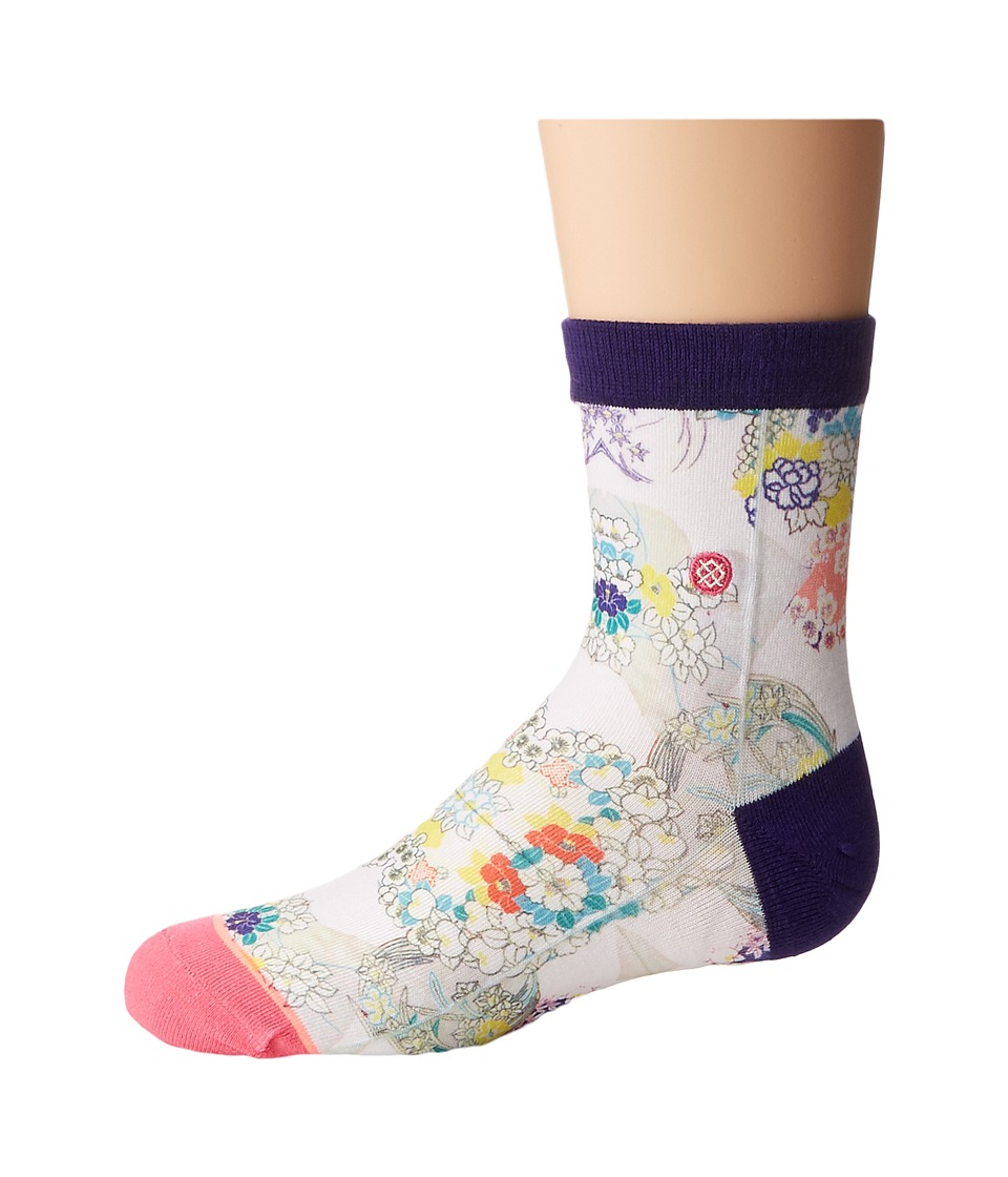 Stance - Osaka (Toddler/Little Kid/Big Kid) (Multi) Women's Crew Cut Socks Shoes