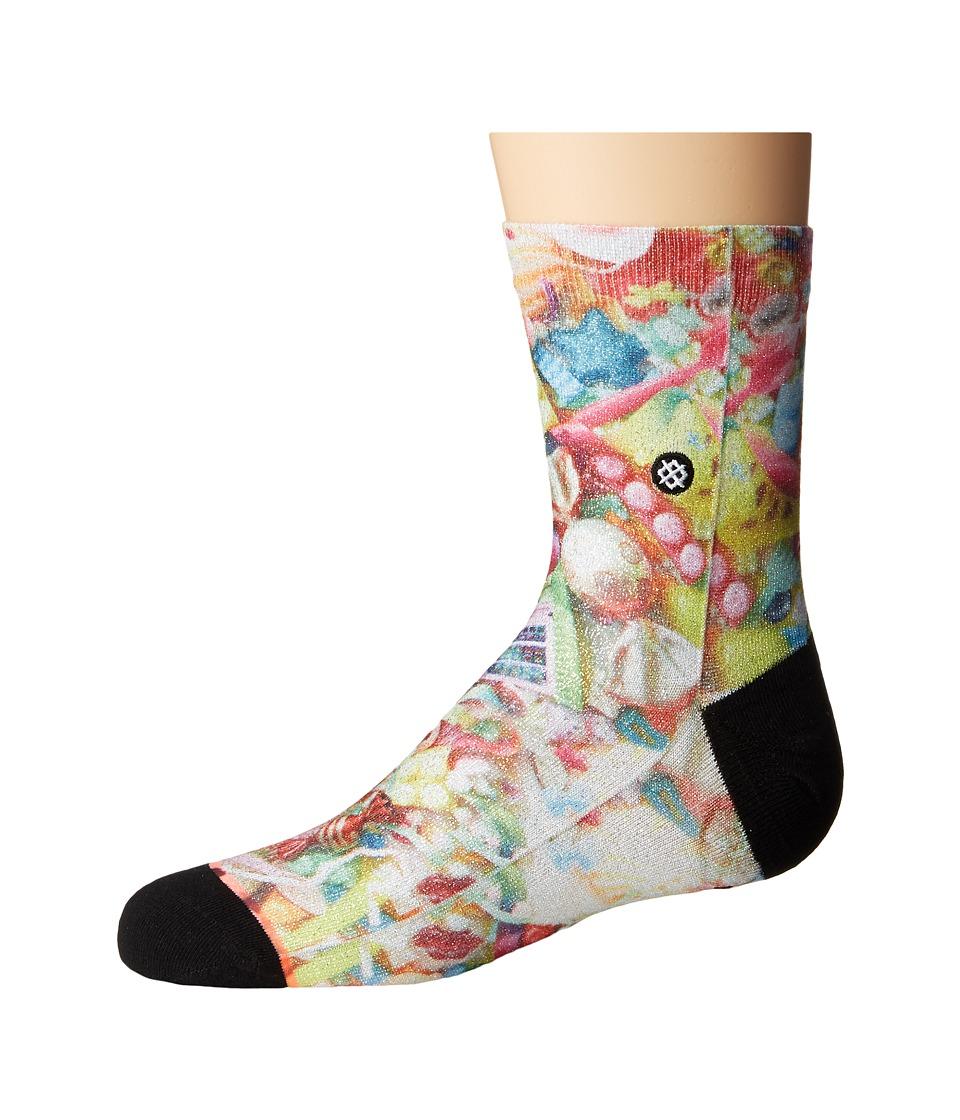 Stance - Kawaii (Toddler/Little Kid/Big Kid) (Multi) Women's Crew Cut Socks Shoes