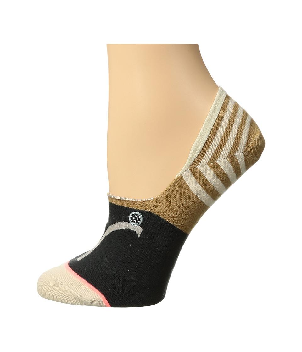 Stance - Aries Super Invisible (Multi) Women's Crew Cut Socks Shoes