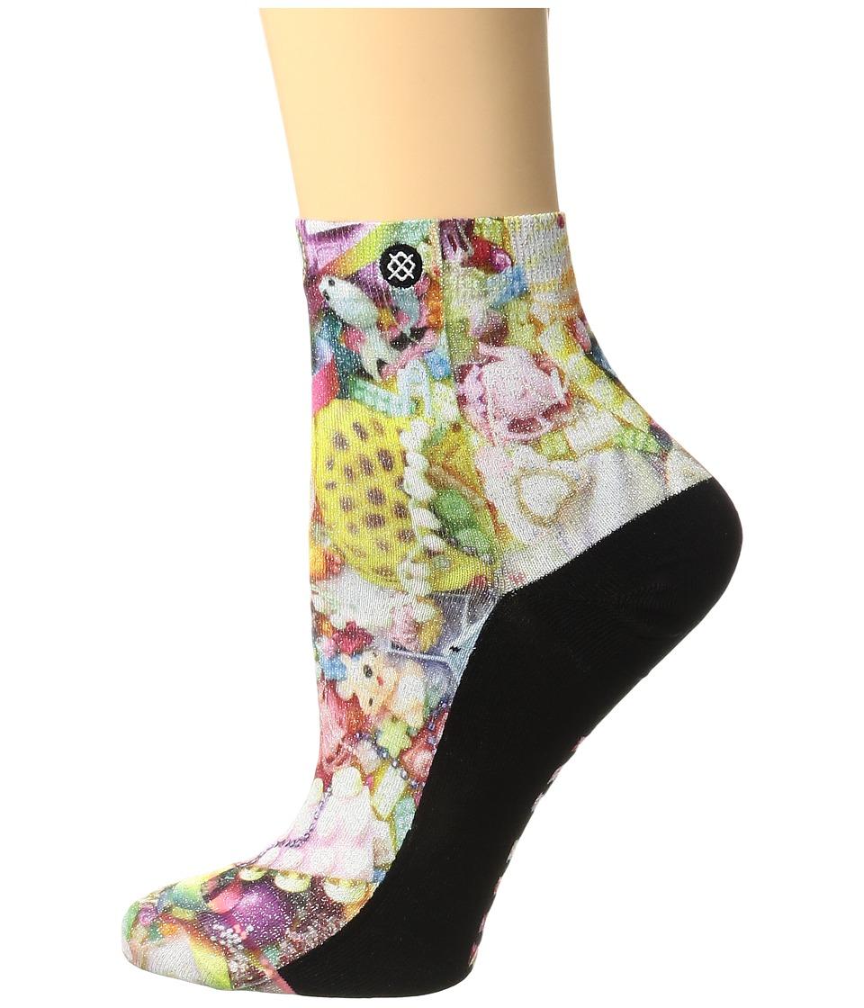 Stance - Kawaii (Multi) Women's Crew Cut Socks Shoes