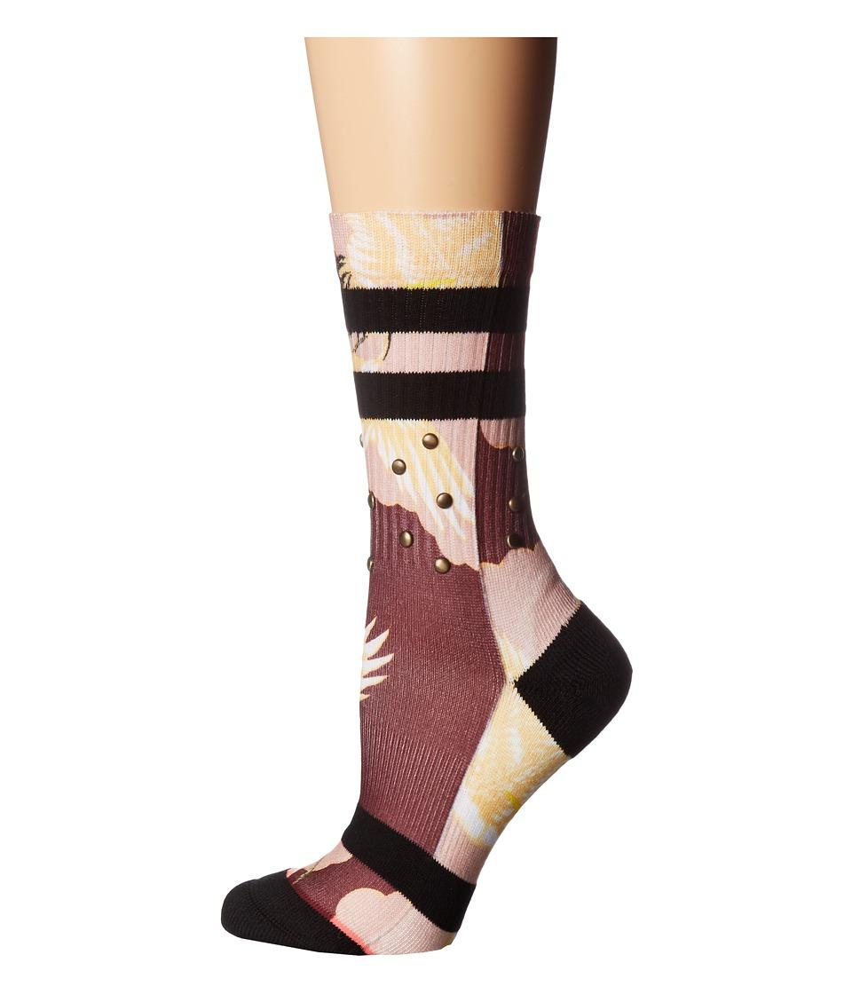 Stance - Shukufuku Classic Crew (Multi) Women's Crew Cut Socks Shoes
