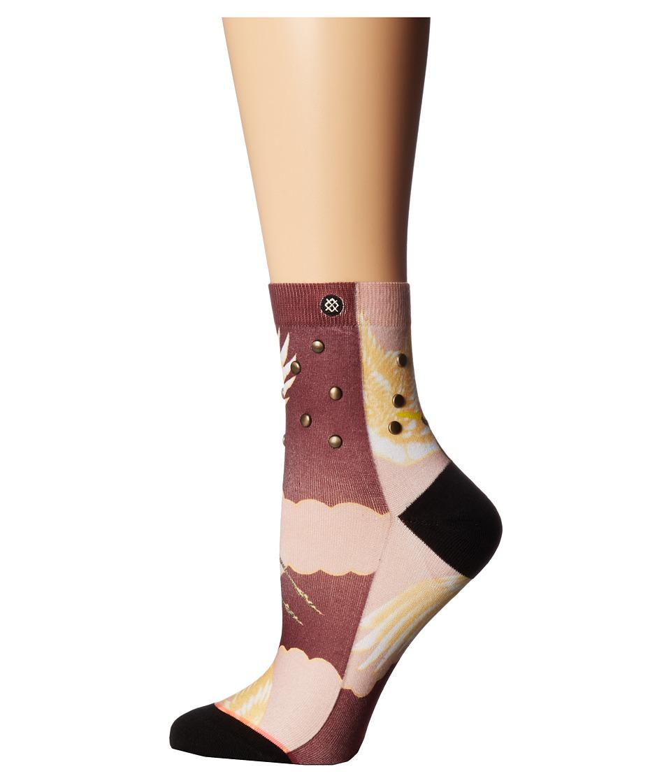 Stance - Shukufuku (Multi) Women's Crew Cut Socks Shoes