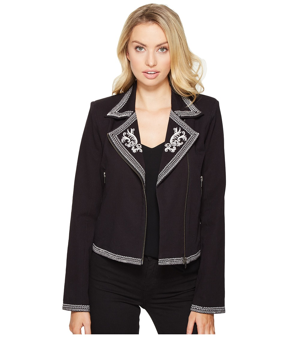 Lovers + Friends - Moonrise Jacket (Black) Women's Coat