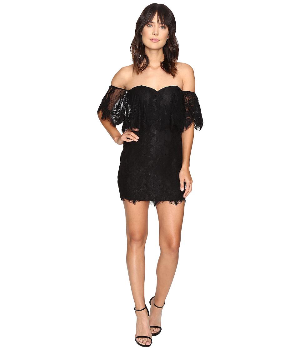 Lovers + Friends Lush Dress (Black) Women