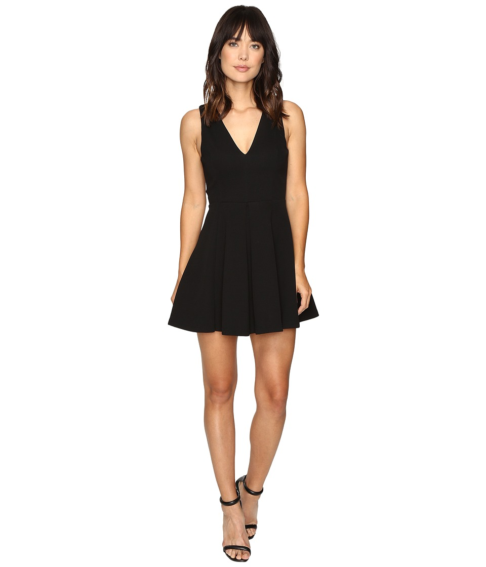 Lovers + Friends - Geneva Dress (Black) Women's Dress