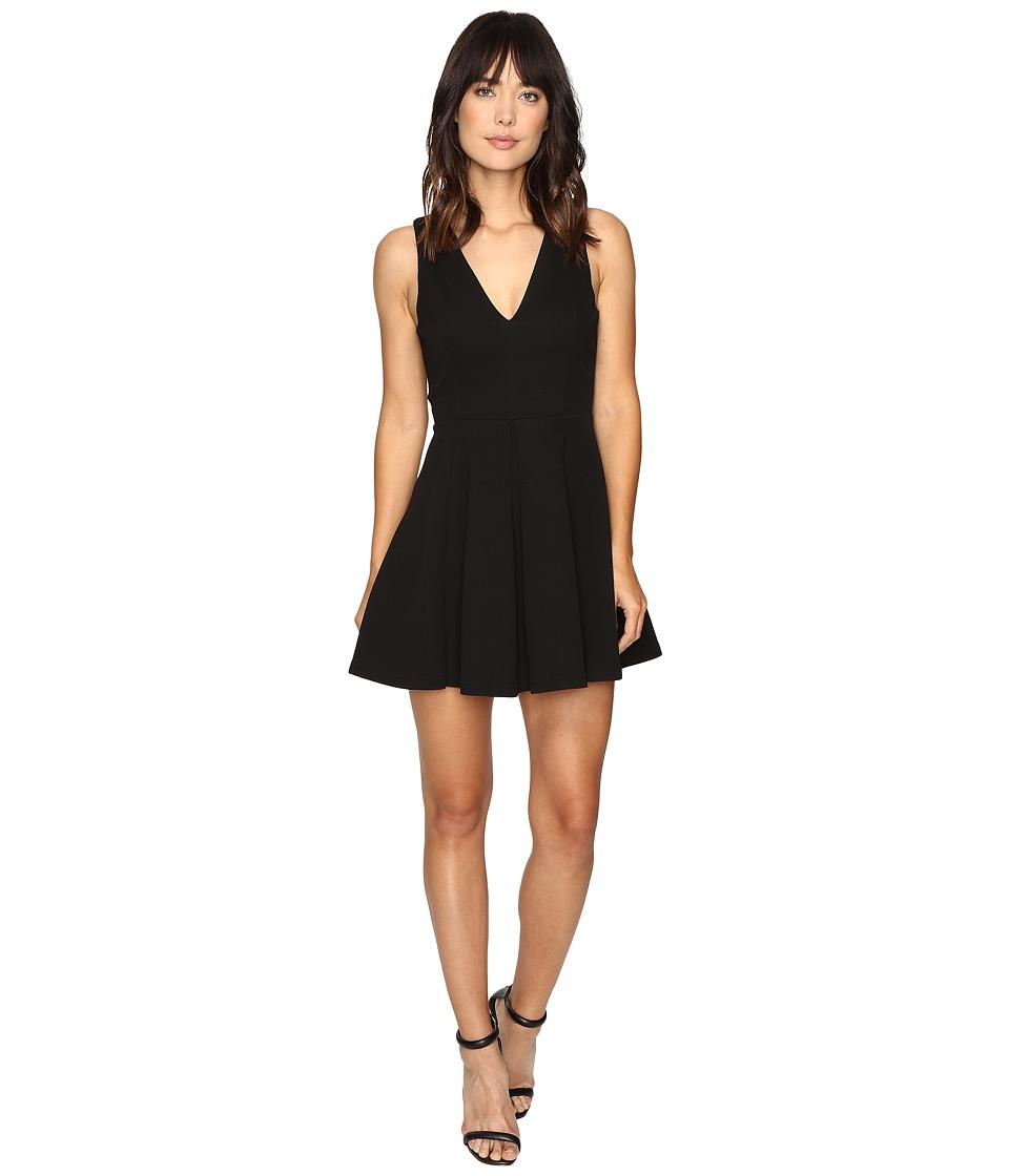 Lovers + Friends Geneva Dress (Black) Women