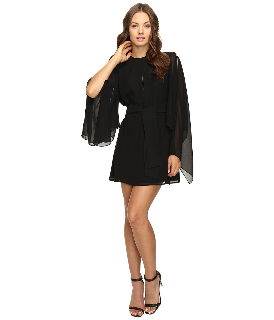 KEEPSAKE THE LABEL - Step Back Dress (Black) Women's Dress