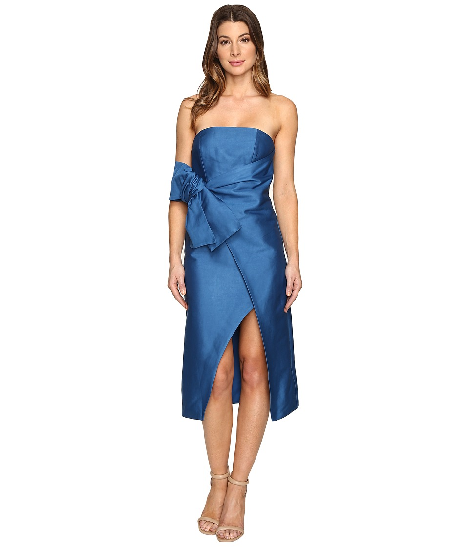 KEEPSAKE THE LABEL - Reminisce Dress (Marine Blue) Women's Dress