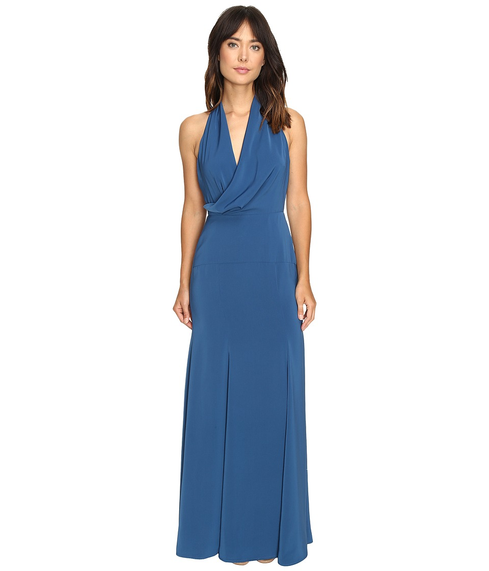 KEEPSAKE THE LABEL - Escape Maxi Dress (Turkish Blue) Women's Dress
