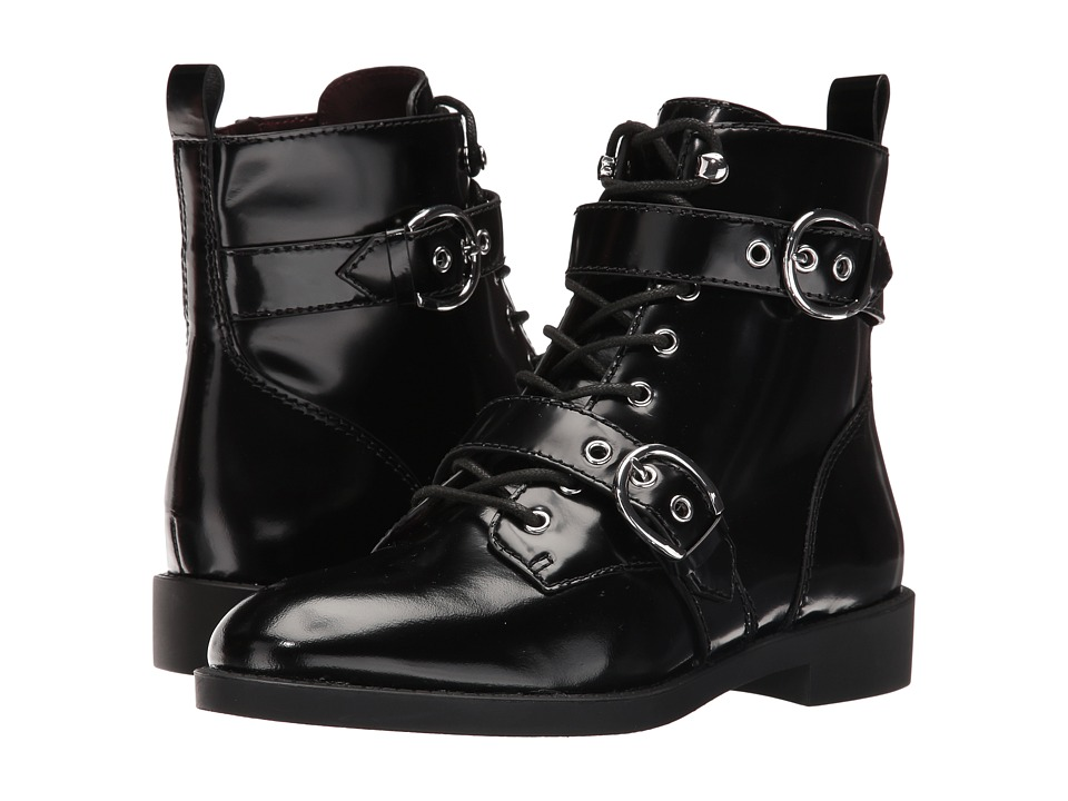 Marc Jacobs - Taylor Double Strap Ankle Boot (Black) Women's Dress Boots