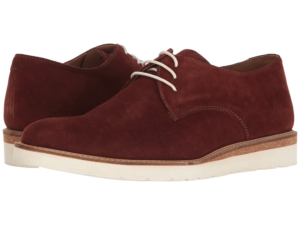 Lotus Kensington (Claret Suede) Men