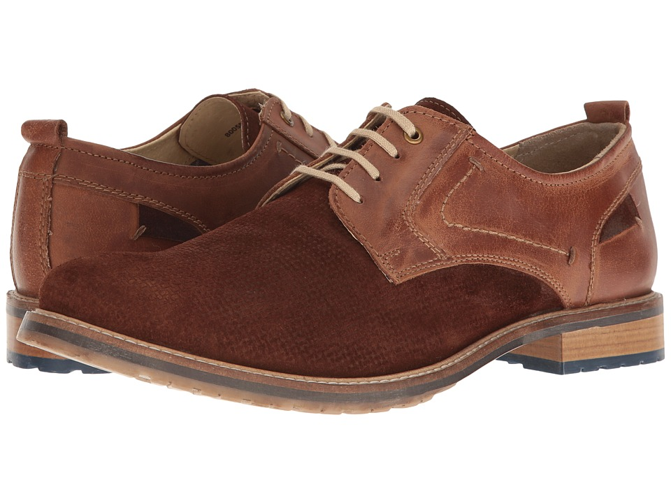 Lotus - Hammond (Tan Leather/Brown Suede) Men's Shoes