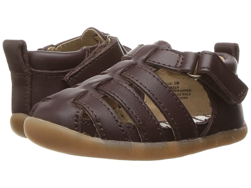Hanna Andersson - Eriksen (Infant/Toddler) (Brown) Boys Shoes