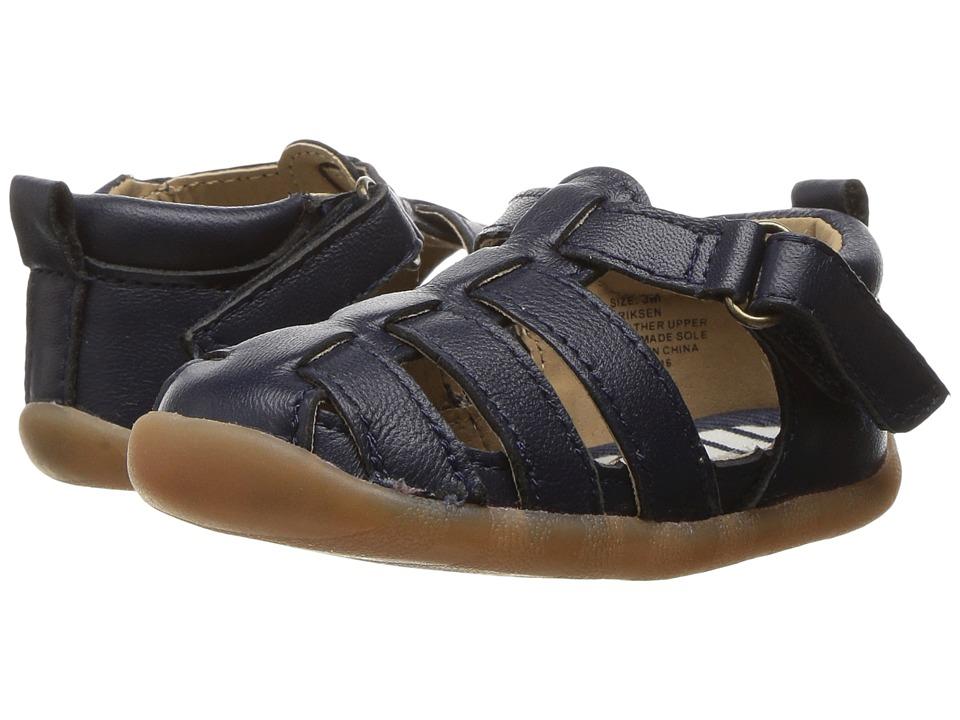 Hanna Andersson - Eriksen (Infant/Toddler) (Navy) Boys Shoes