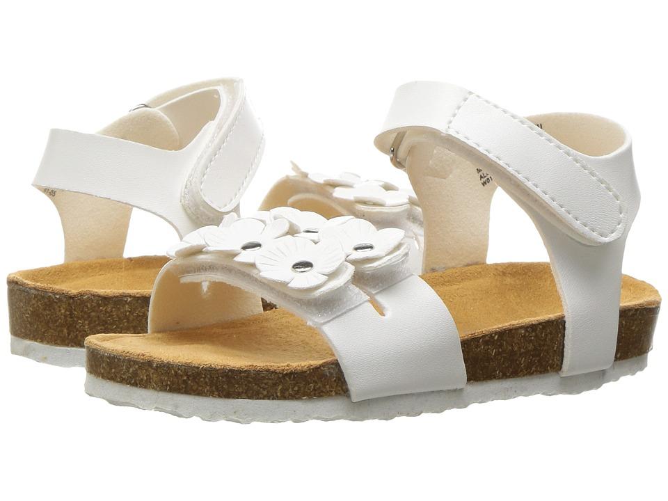 Jumping Jacks Kids - Avery (Toddler/Little Kid) (White) Girls Shoes