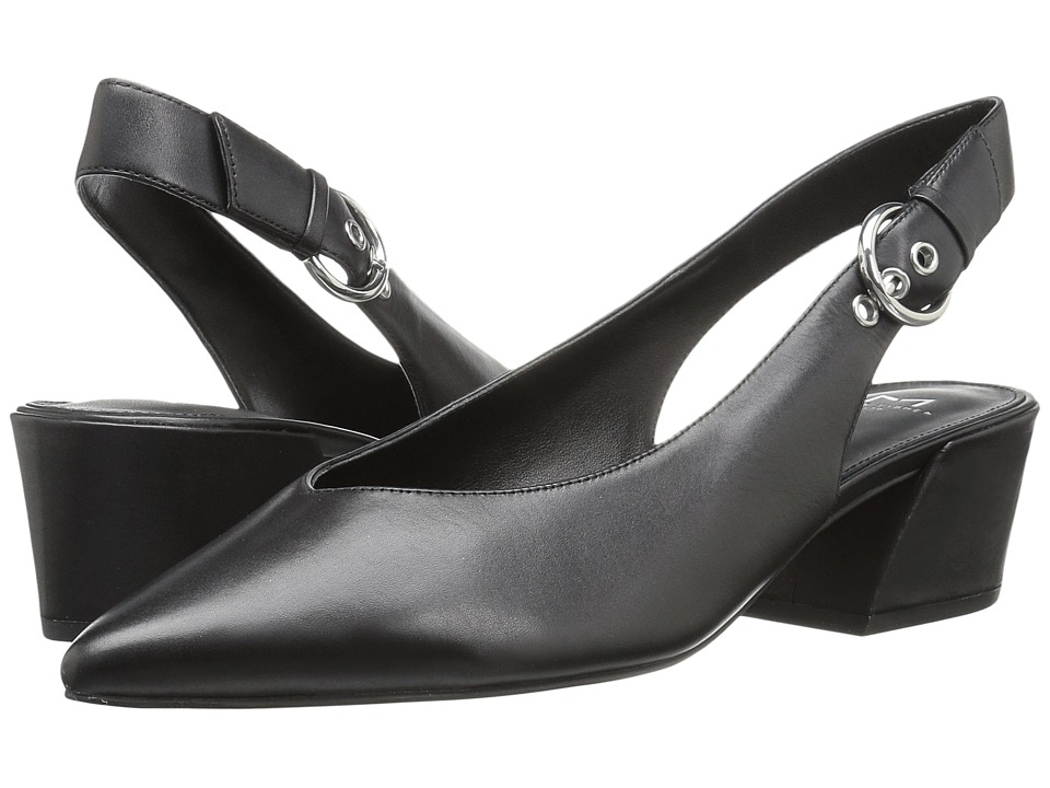 Marc Fisher LTD - Fancya (Black) Women's Shoes