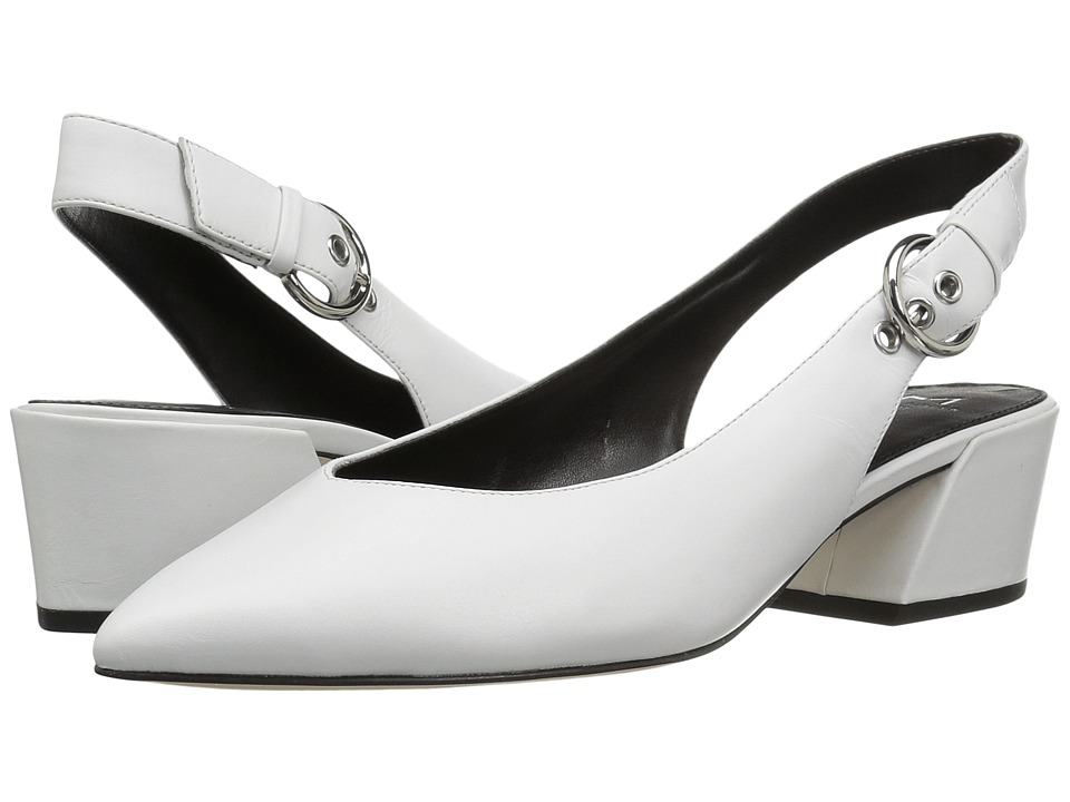 Marc Fisher LTD - Fancya (White) Women's Shoes