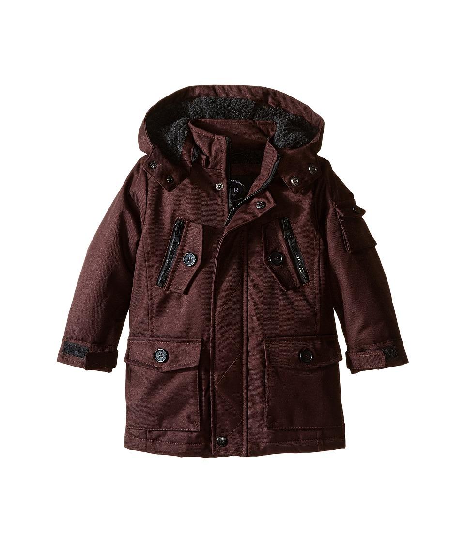 Urban Republic Kids - Sherpa Lined Ballistic Coat (Infant/Toddler) (Fig) Boy's Coat