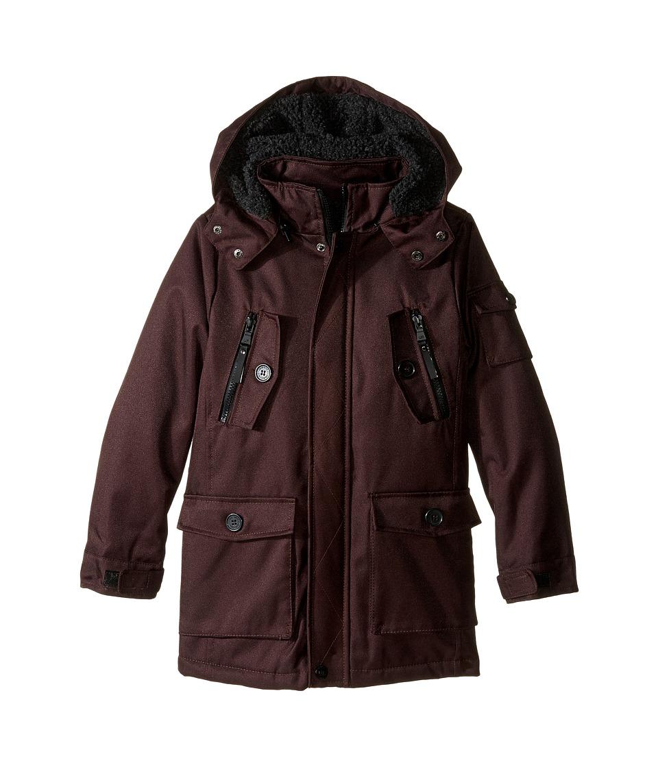 Urban Republic Kids - Ballistic Jacket w/ Zip-off Hood (Little Kids) (Fig 2) Boy's Coat