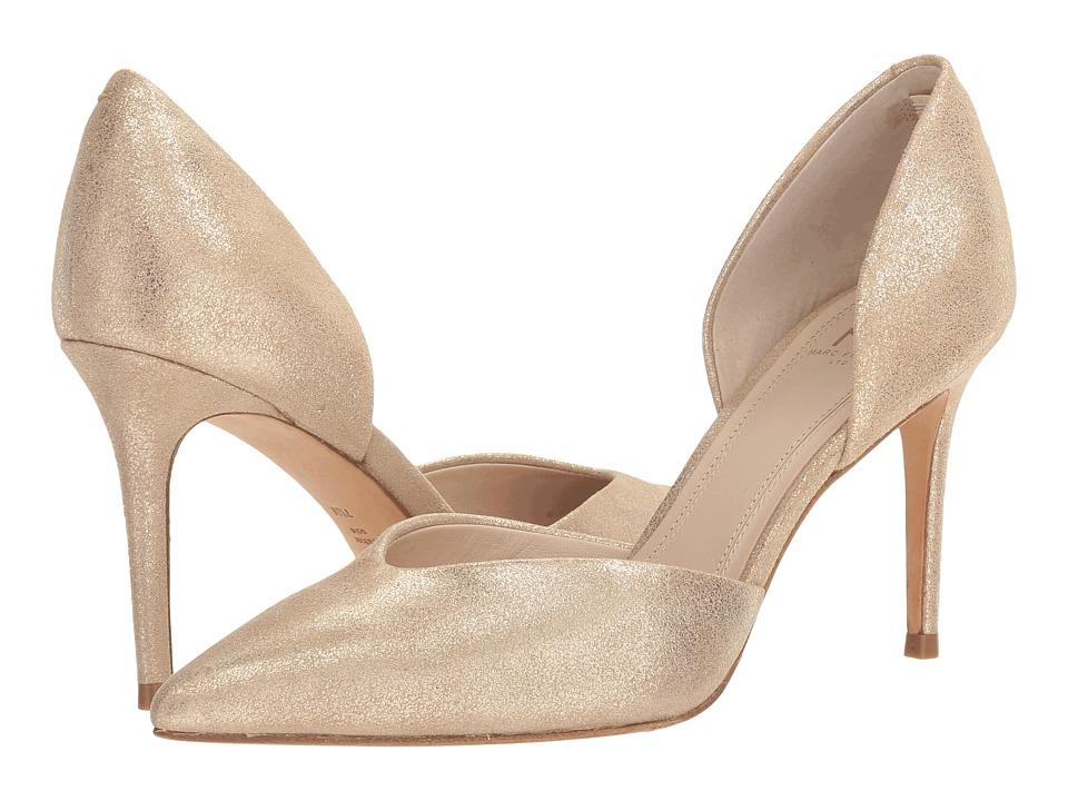 Marc Fisher LTD - Tammy (Ivory/Gold) High Heels