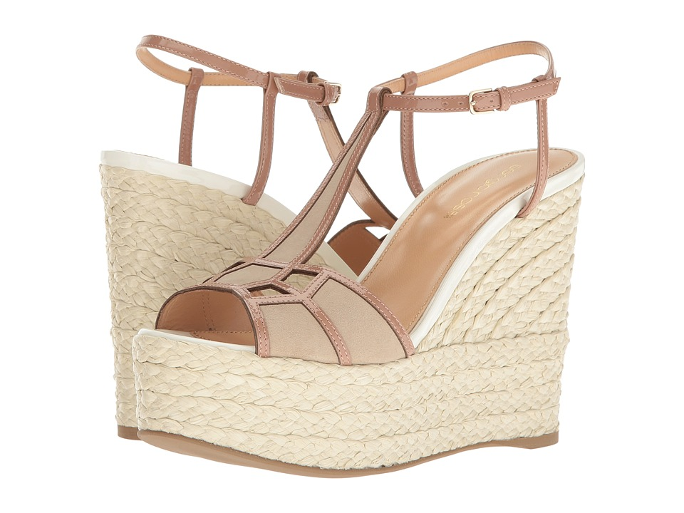 Sergio Rossi - Easy Puzzle (Var. Marble Patent/Suede) Women's Shoes