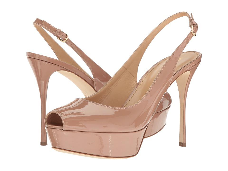 Sergio Rossi - Alton (Bright Skin Patent) High Heels