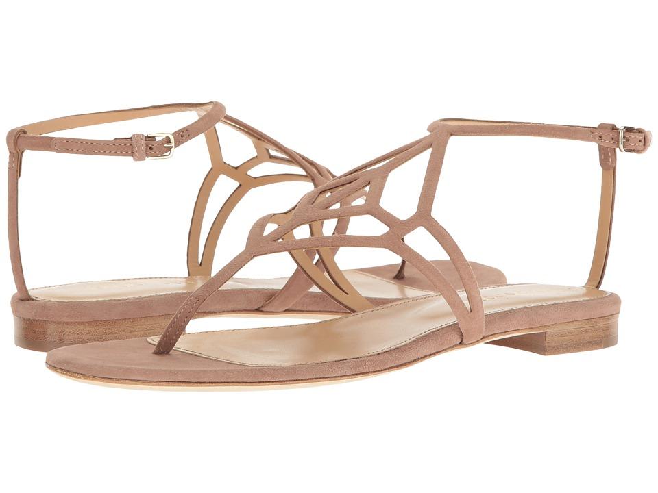 Sergio Rossi - Puzzle (Bright Skin Suede) Women's Sandals