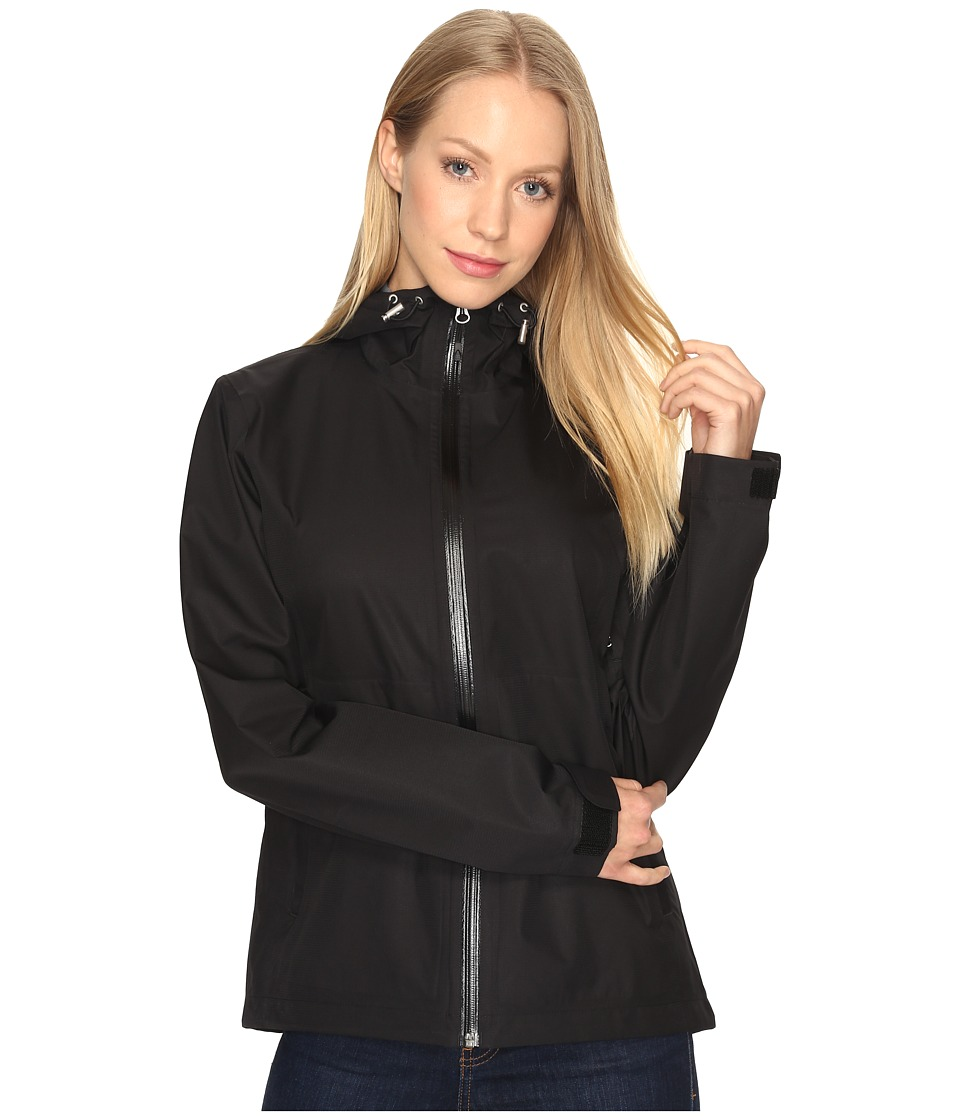 Spyder - Pryme Shell Jacket (Black) Women's Coat